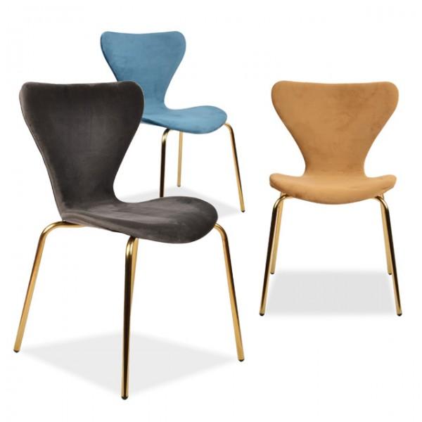 antonio gold chair<br>(안토니오 골드 체어)