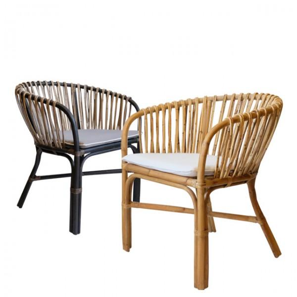 cordoba rattan arm chair<br>(코르도바 라탄 암체어)