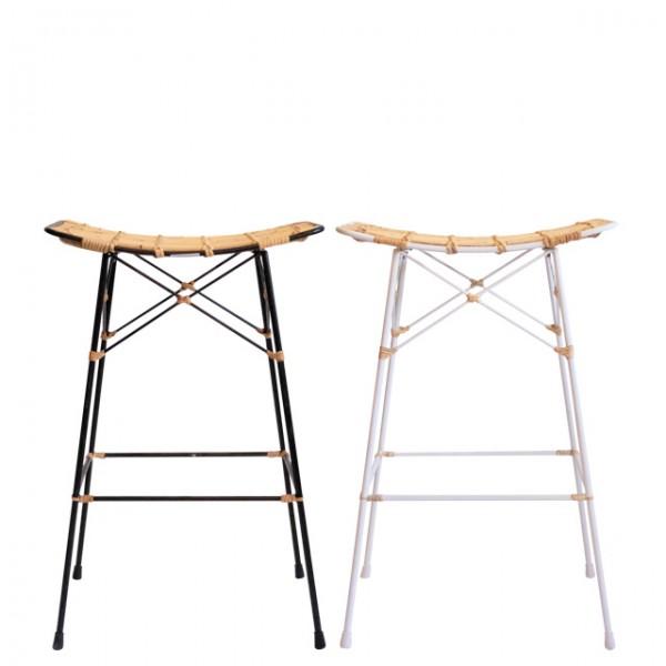 tivoli rattan 700 bar stool<br>(티볼리 라탄 700 빠스툴)