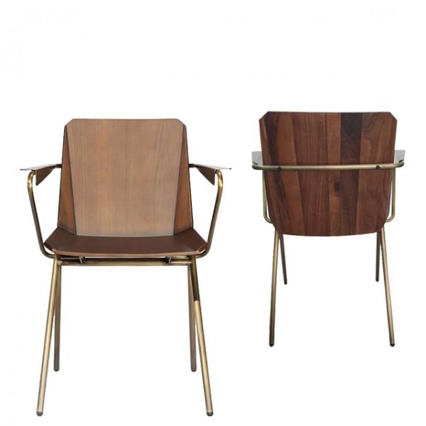 rosalie arm chair<br>(로잘리 암체어)