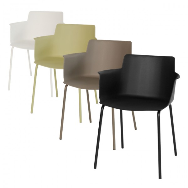 cone armchair <br> (콘 암체어)