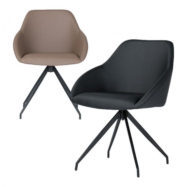 oka chair-pu <br> (오카 체어 - pu)