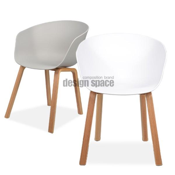 amiah wood chair<br>(아미아 우드 체어)