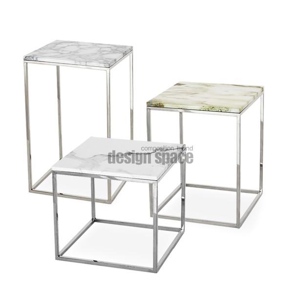 marvel silver table<br>(마벨 실버 테이블)