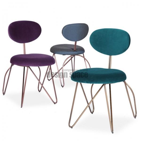 loop side chair<br>(루프 사이드 체어)