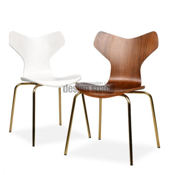 gael gold chair<br>(가엘 골드 체어)