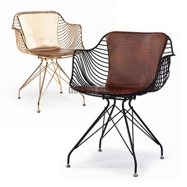 steel bone chair<br>(스틸 본 체어)