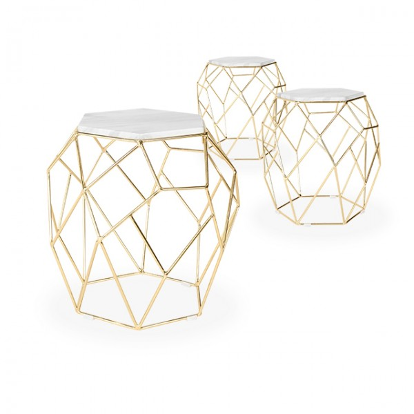 hanover side table<br>(하노버 사이드 테이블)