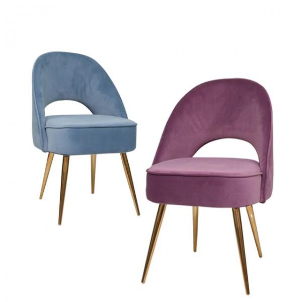 monol gold chair<br>(모놀 골드체어)