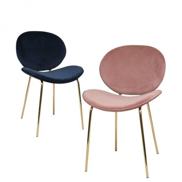 ria gold chair<br>(리아 골드체어)