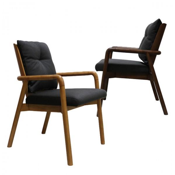 blondie arm chair<br>(블론디 암체어)