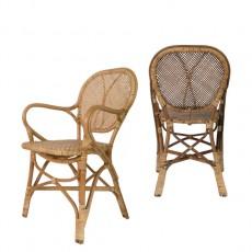 ielko rattan arm chair<br>(이엘코 라탄 암체어)