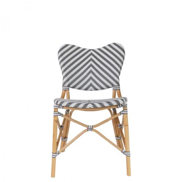 robin rattan side chair<br>(로빈 라탄 사이드체어)
