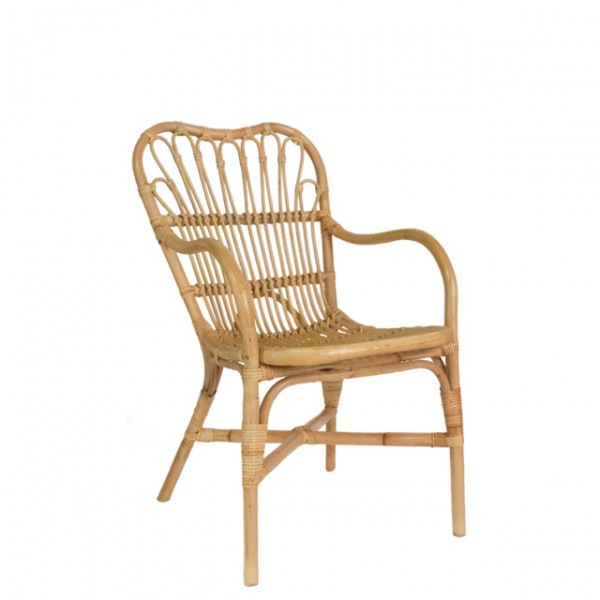 casanova rattan arm chair<br>(카사노바 라탄 암체어)
