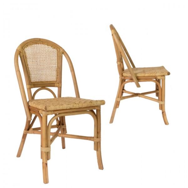 deny rattan chair<br>(데니 라탄 체어)